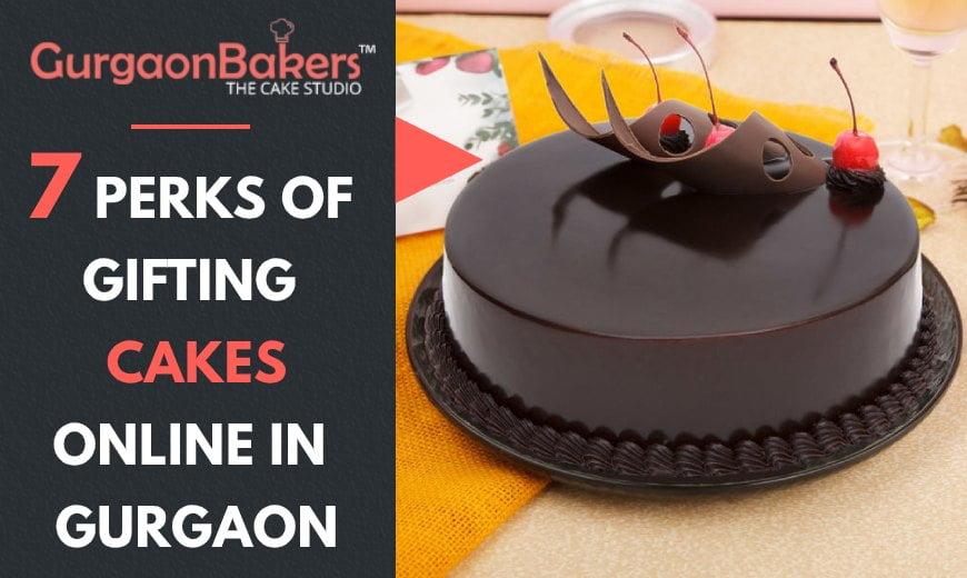Online Cake Order in Gurgaon