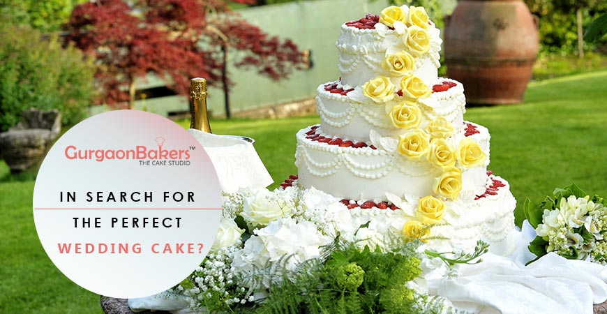 order online wedding cakes in gurgaon
