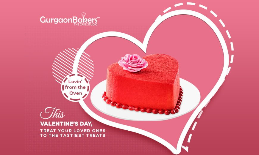 order the best valentines treats in gurgaon