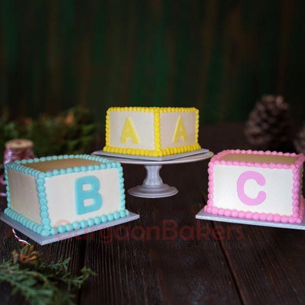 3d blocks buy cakes online