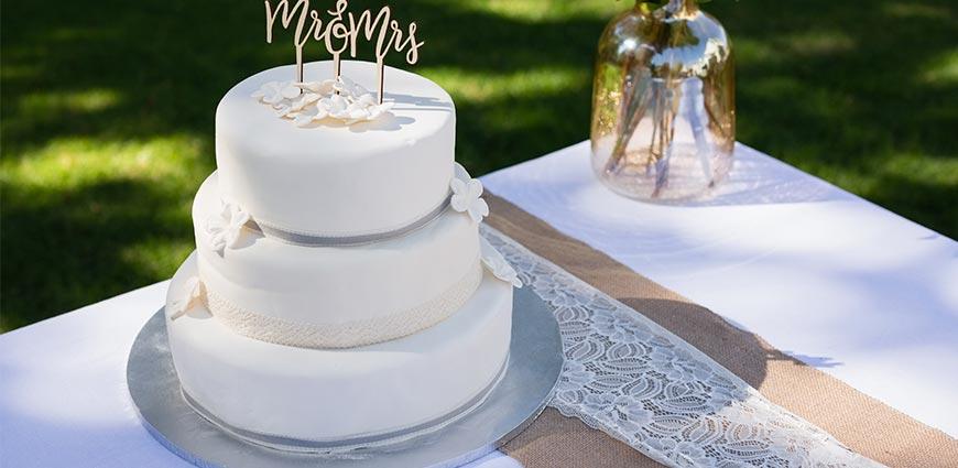 Wedding Cake online in Gurgaon