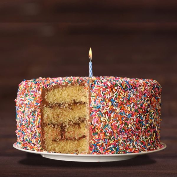 a big pills birthday cake