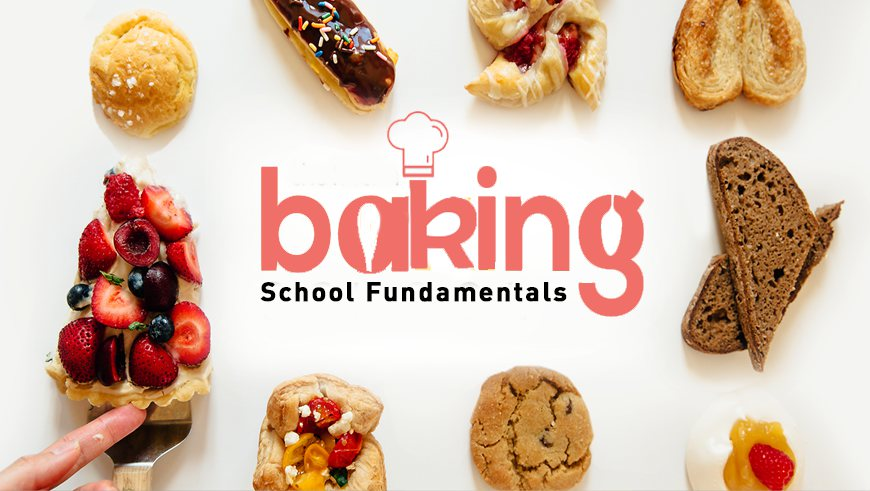 baking school fundamental