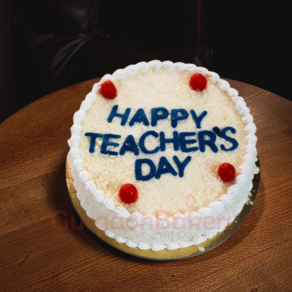 best teacher ever cake