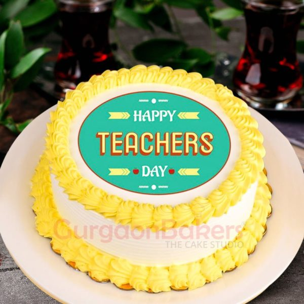 bestest teacher in the world cake