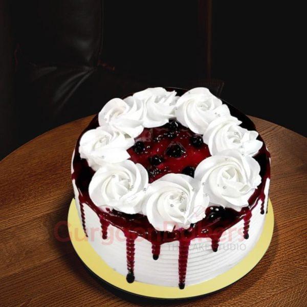 blueberry bliss cake