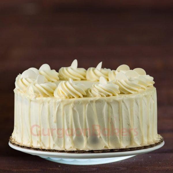 celebration with white cake