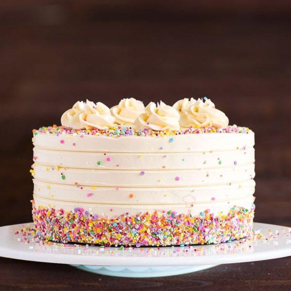 classic love cake