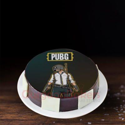 classic pubg cake
