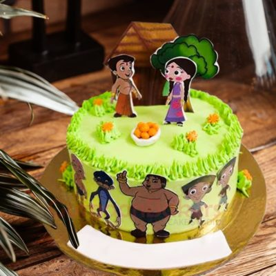 dholakpur party cake