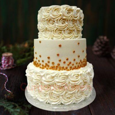 fiftieth anniversary special cake
