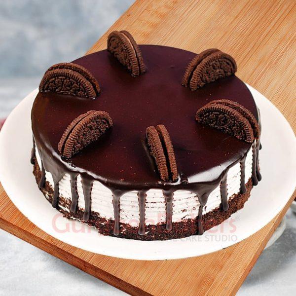 flavourful oreo cake