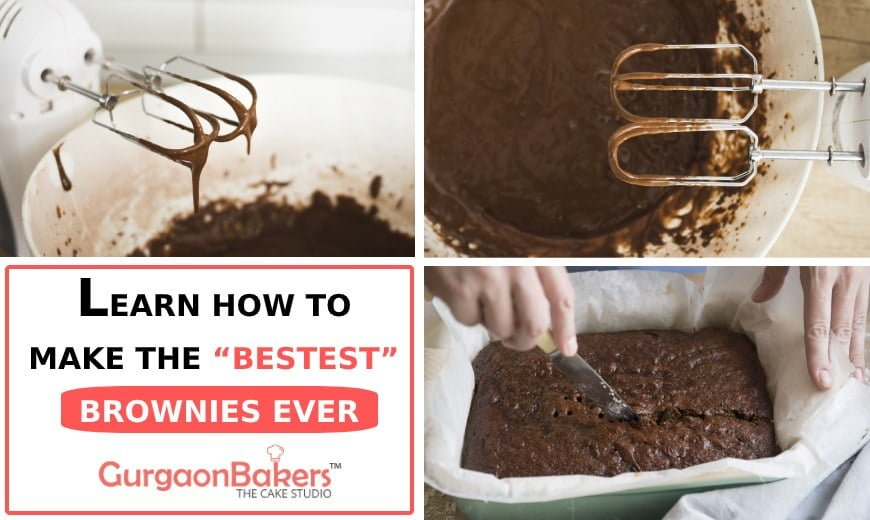 how to make the bestest brownies ever