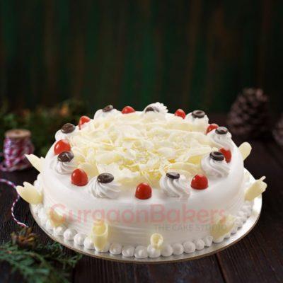 ivory cake