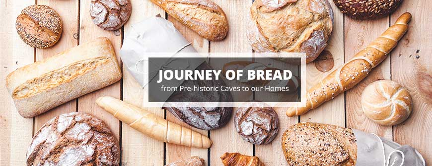 journey of breads