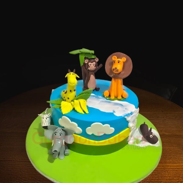 junglee party cake