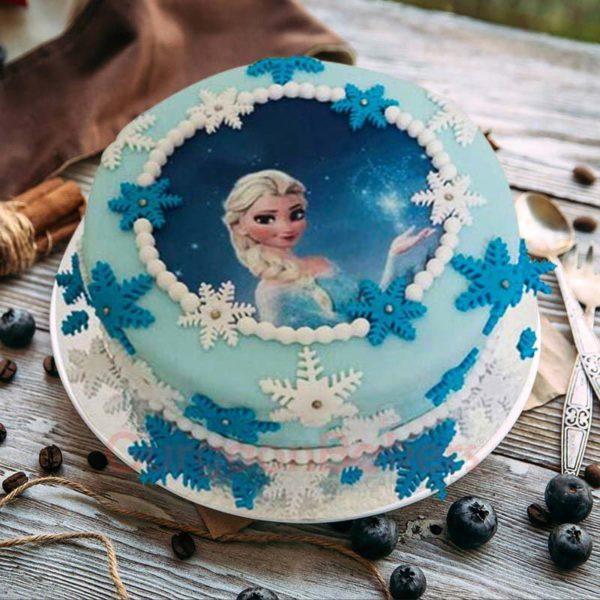 let it go cake