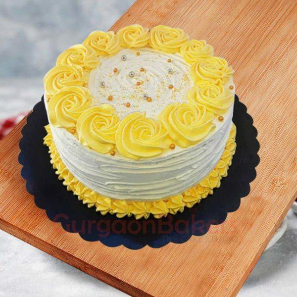 marvellous mango cake