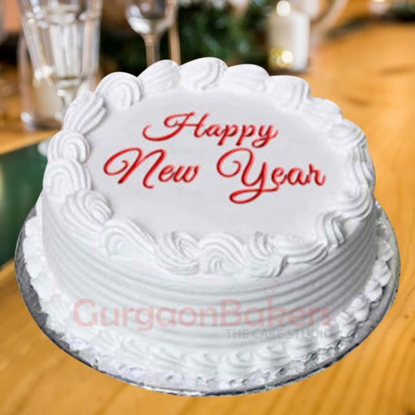 new year cake for gifting