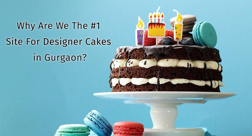 order designer cake online in Gurgaon