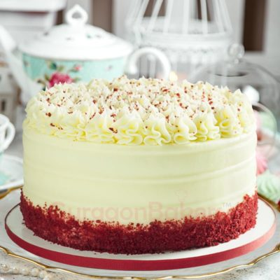 picture perfect red velvet cake