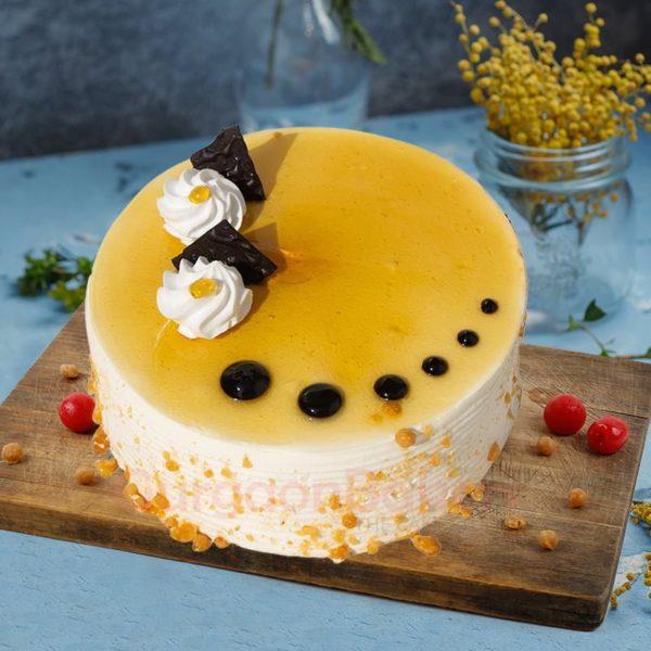 scrumptious butterscotch cake