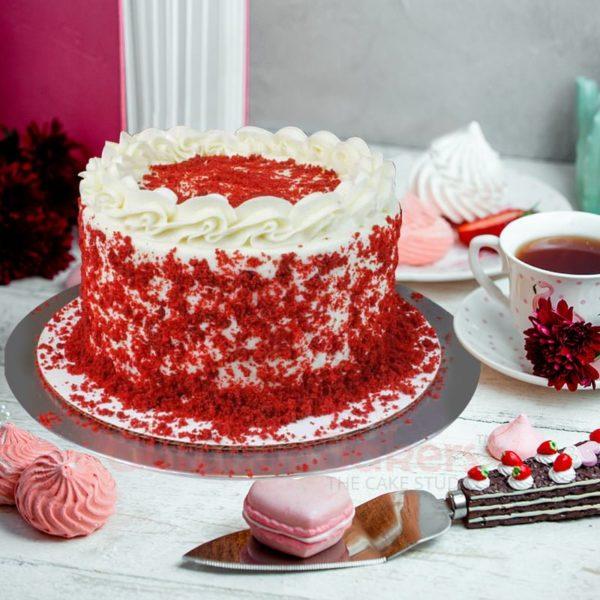 sinful red velvet cake