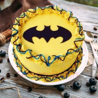 spectacular batman cake