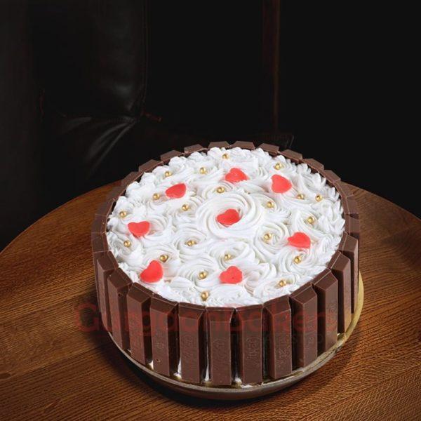 sweet as chocolate my love cake