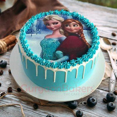sweet sisters cake