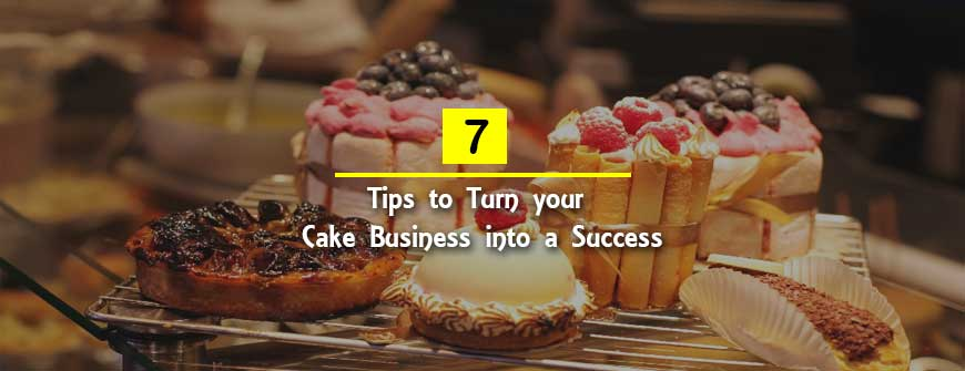 tips successful bakery