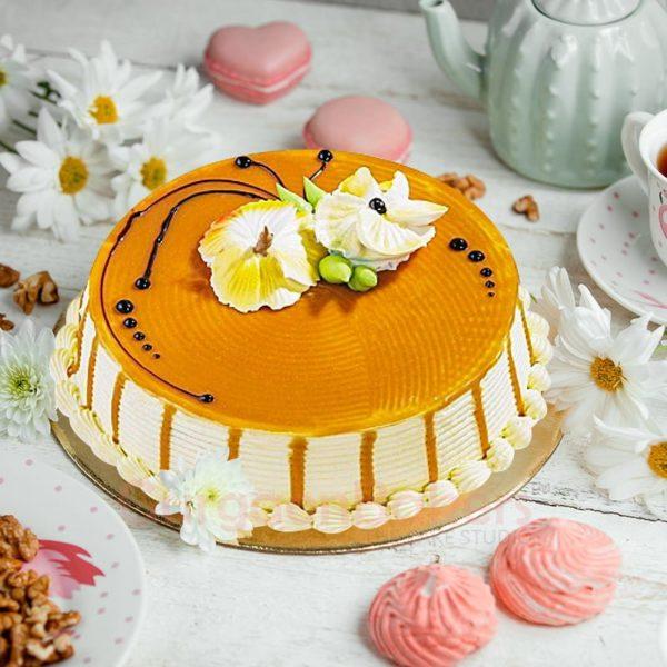 ultimate butterscotch cake
