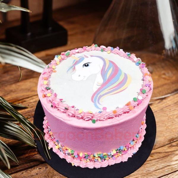 unicorn dreams cake