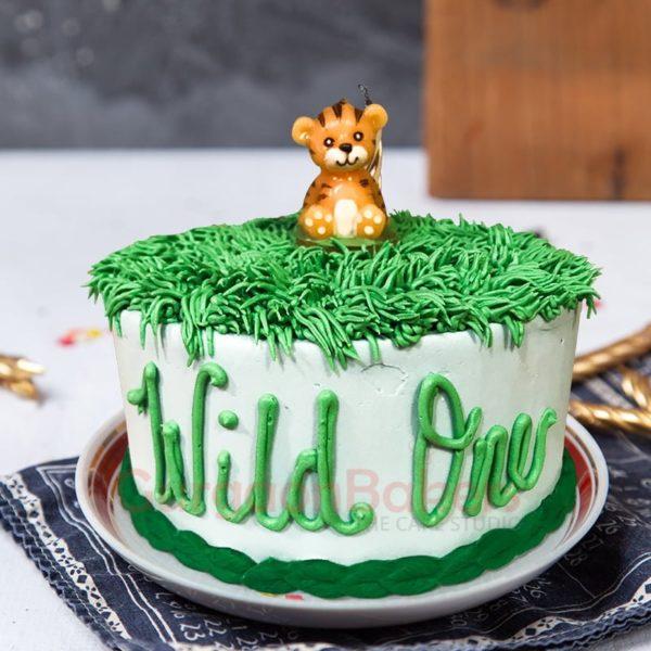wild one cake