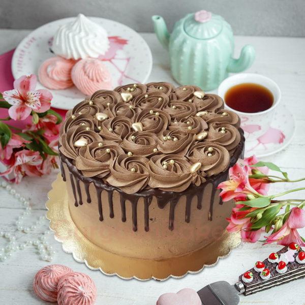 The Ultimate Choco Fix cake