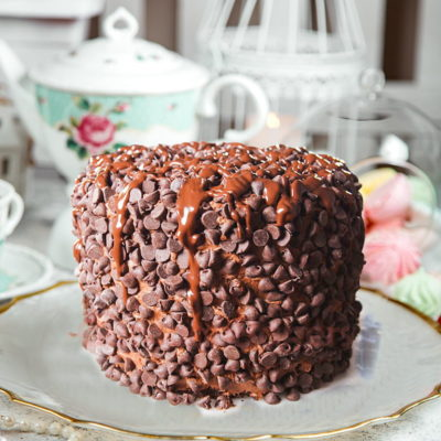 choco chip cake