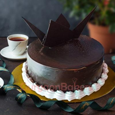 choco fudge fantasy cake