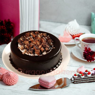 chocolate devil birthday cake