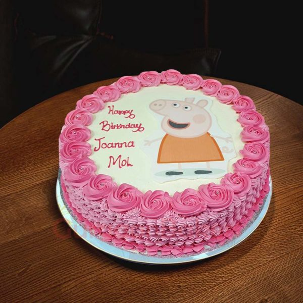 party with peppa