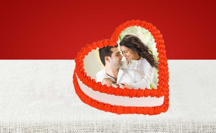 Anniversary Photo Cakes