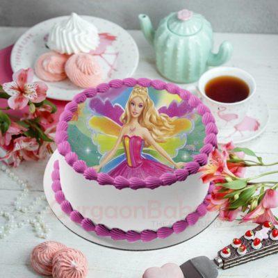 barbie-fairy-cake