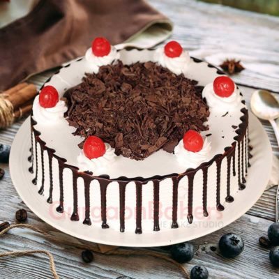black-forest-chocolate-drizzle-cake