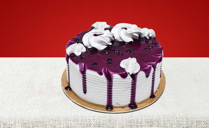 Blueberry Cakes