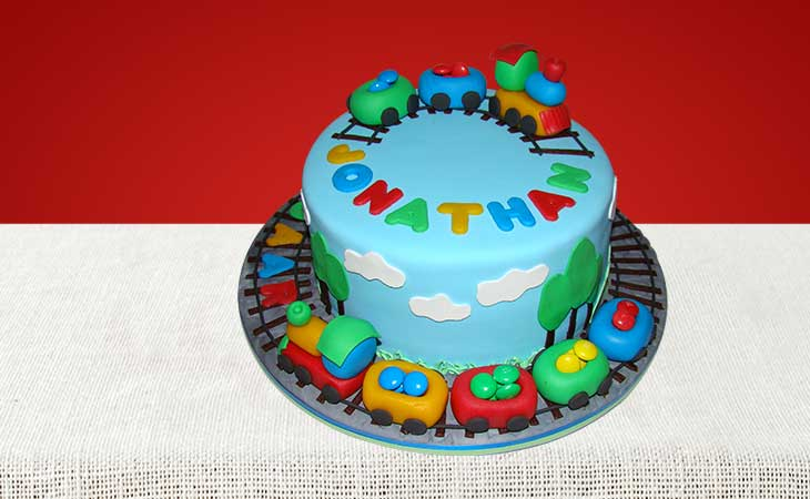 Order the BESTEST and Most Creative Kids Birthday Cake in Gurgaon