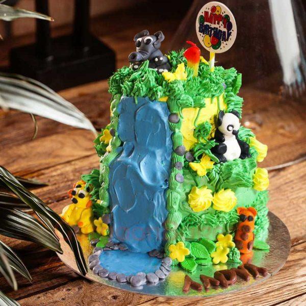 call-of-the-wild-kids-cake
