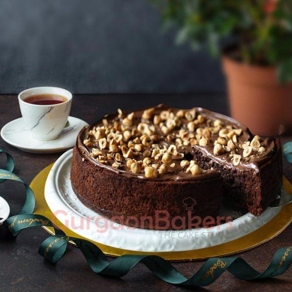 chocolate-hazelnut-cake