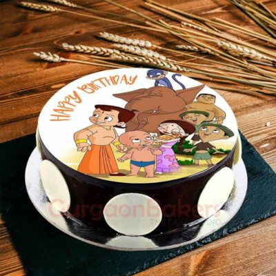 chotta-bheem-and-friends-cake