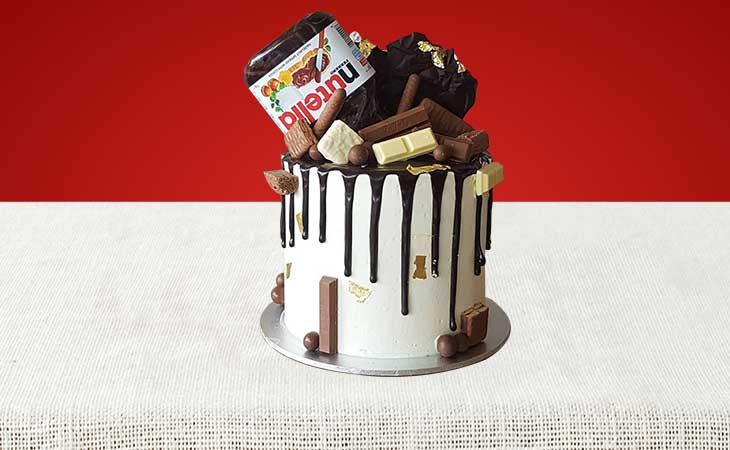 Order Delicious Coffee Cakes in Gurgaon