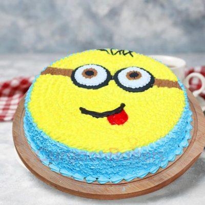 cute-minion-cake