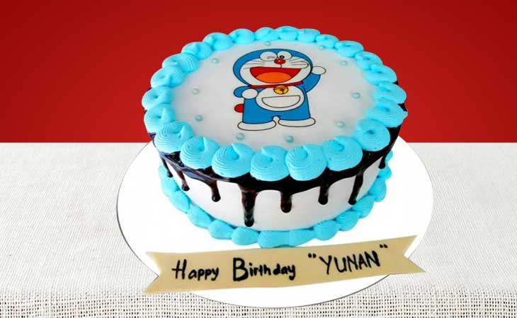 Doraemon Cakes